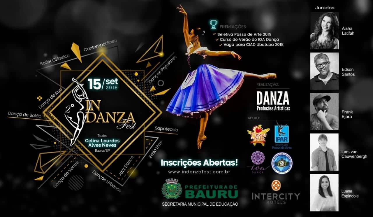 IOA no 2º In Danza Fest